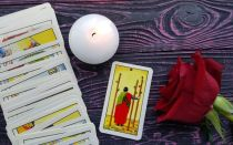 The Three of Wands tarot card meanings