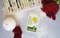 The Ace of Pentacles tarot card meanings