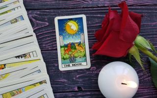 The Moon – meaning of the mayor tarot arcana