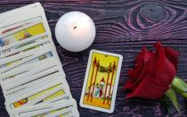 Four of Wands meaning