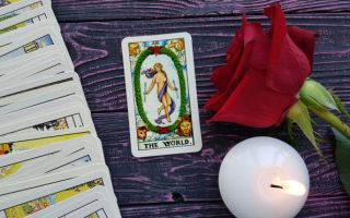The World Tarot card meaning in future, love and career readings