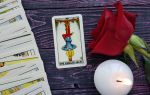 The Hanged Man tarot card meaning in upright and reversed position