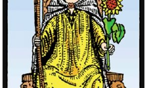 The Queen of Wands tarot card menanings