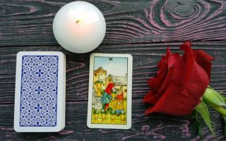 The Six of Cups meaning: reversed and upright