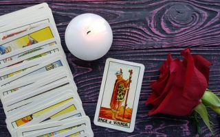 The Page of Wands tarot card meanings