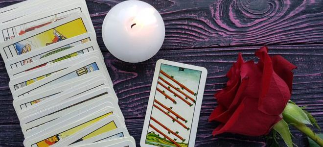 The Eight of Wands tarot card meanings