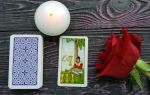 The Four of Cups card meaning in Tarot