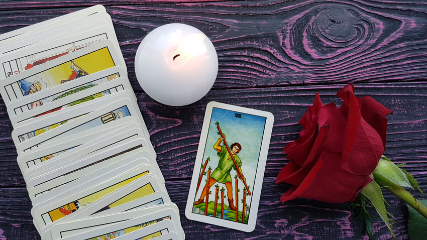 Seven of wands ALL meanings in tarot card readings