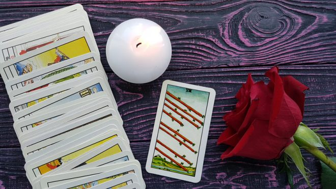 Eight of wands meanings in tarot readings for love, money, future