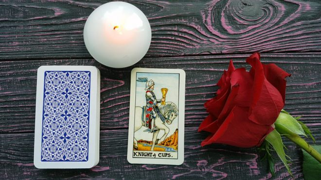 The Knight of Cups meanings — True prediction